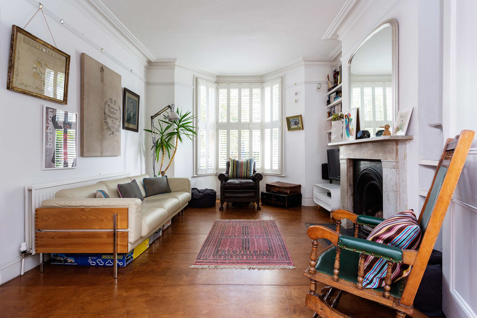 Contemporary Cool In Tufnell Park